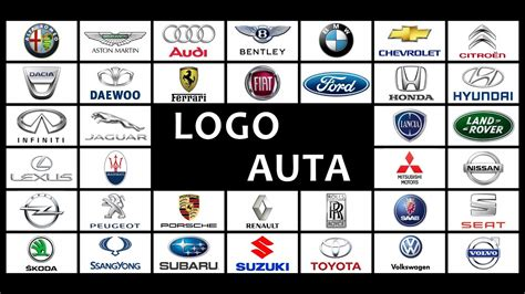 Which Car Is Your Favorite? Cars Logo