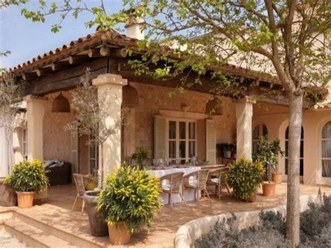 Small Spanish Style Homes Spanish Mediterranean Style