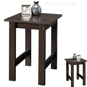 Living Room Side Stand by Small End Table Wood Living Room Furniture Bedroom Modern