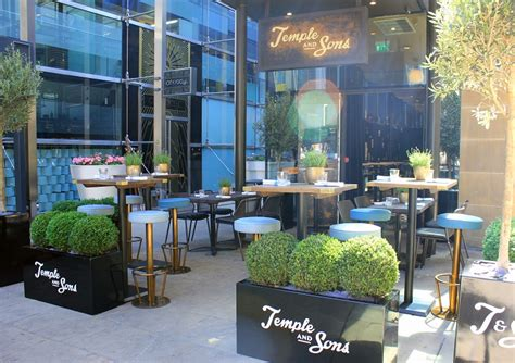 jason atherton launches gin garden terrace at temple and
