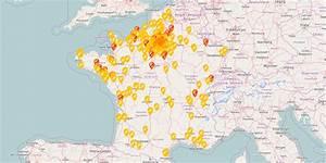 Carte Penurie Carburant : carte gr ve des routiers o trouver du carburant pr s de chez vous ~ Maxctalentgroup.com Avis de Voitures