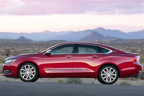 New Chevrolet Impala 2016, Prices And Equipment