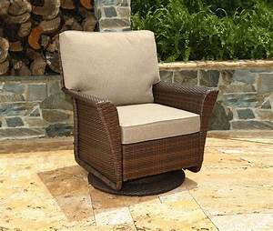Review Ty Pennington Style Parkside Swivel Glider Chair ...