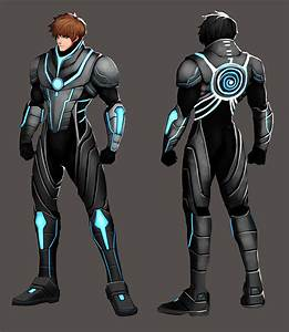Entry #21 by floresnone for Power Suit / Space Suit design ...