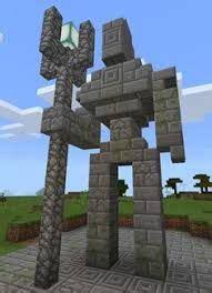 image result  minecraft statues minecraft statues minecraft blueprints