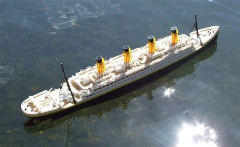 rc titanic 1 325 scale ship the scale modeler trains