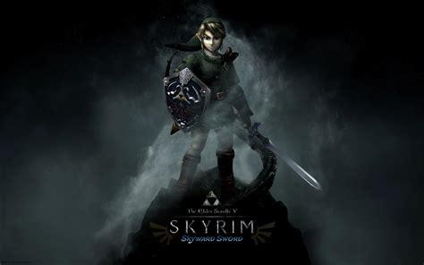 Artistsasuke0pro Skyrim Legend Of Zelda