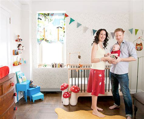 Cool And Crafty Diy Nursery Ideas