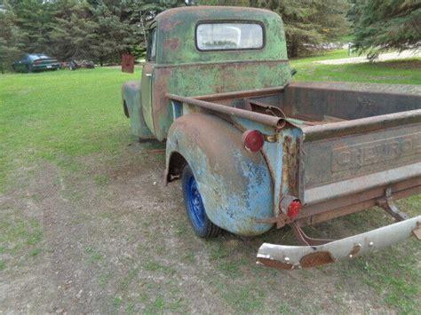 1950 chevy truck pickup rat rod rod street rod restore chevrolet shortbox for sale photos
