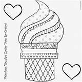 Coloring Pages Ice Cream Parlor sketch template
