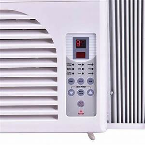 Heavy Duty Compact Window Mounted Air Conditioner Cooler