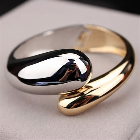 new arrival fashion style gold plated alloy snake shape online buy wholesale gold snake bangle from china gold