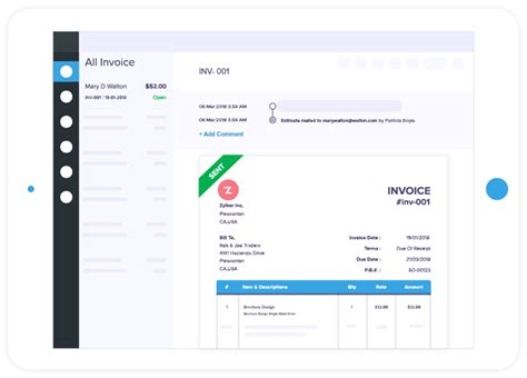 invoice software  invoicing  small businesses