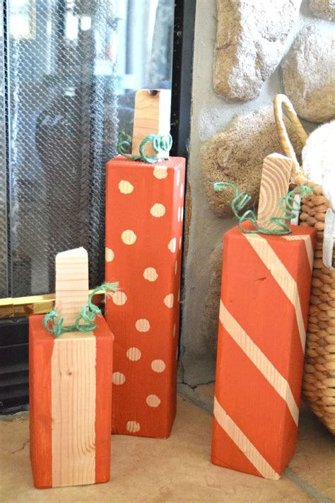 diy square pumpkins add  whimsical feel  traditional