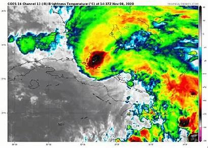 Florida Keys Hurricane Eta Warnings Watches South