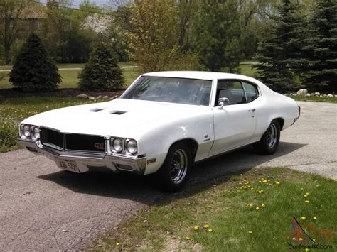 1970 Buick Gs 455 Stage 1 by 1970 Buick Gs 455 Stage 1