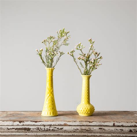 chartreuse vase chartreuse heirloom vase magnolia chip joanna gaines