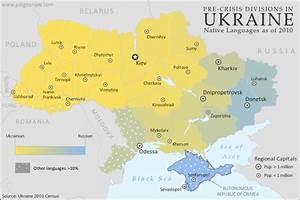 Ukraine Karte Gemeinden