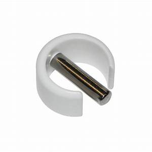 Clips De Fixation : clips de fixation rapide blanc pour manivelle rond 12 et 13 mm ~ Dode.kayakingforconservation.com Idées de Décoration