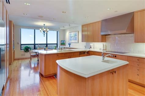 kitchen with floors 180 east pearson 6506 07 chicago il 60611 6507