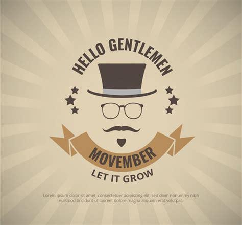 movember poster designs  premium templates