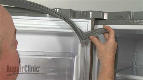 lg refrigerator left door gasket replacement jjt