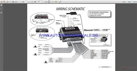 Prime Remote Starter Wiring Schematic by Auto Repair Manuals Remote Starter V2 02 Fcn Wiring