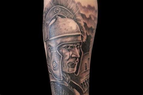Tatuaggio Uomo Gladiatore
