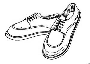 schuhe ausmalbild malvorlage comics - Schuhe Hochzeit