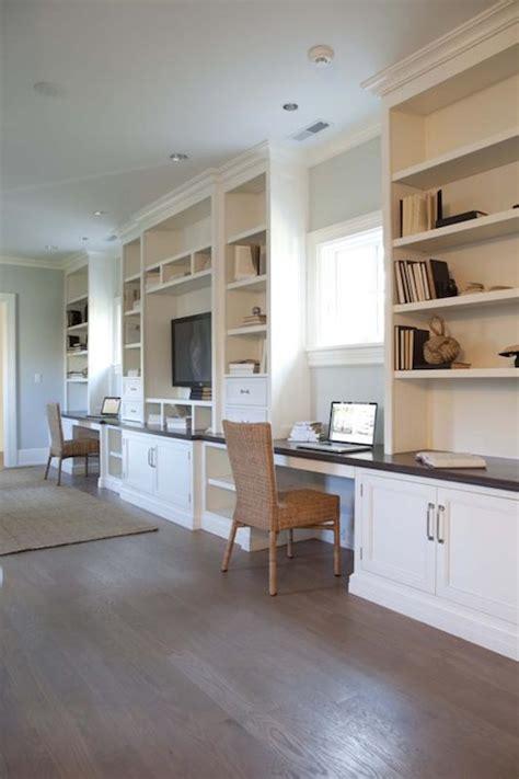 Built In Desk Cabinets by Built In Desks Design Ideas