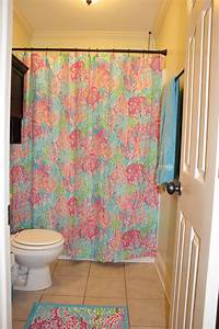 nautical themed small bathroom decor with lets cha cha With lilly pulitzer bathroom
