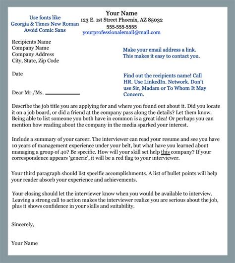 do you capitalize titles in cover letters 3357