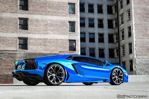 blue chrome lamborghini blue chrome lamborghini aventador vehicle wrap