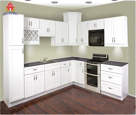 imitation wood white aluminum kitchen cupboard kitchen