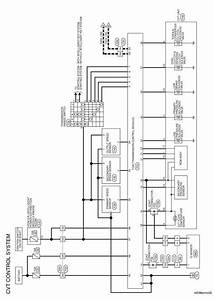 Nissan Sentra Service Manual  Wiring Diagram - Cvt  Re0f11a