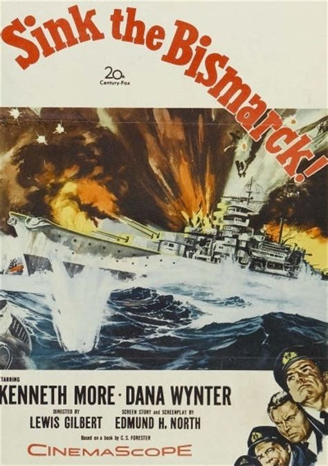 sink the bismarck movie sink the bismarck 1960