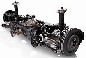 2015 Mustang Irs Components
