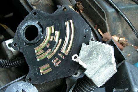 gear position sensor repair  volvo