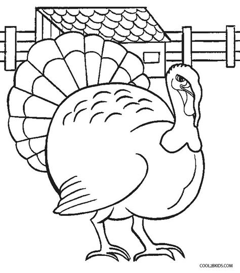 Coloring A Turkey by Free Printable Turkey Coloring Pages For Cool2bkids