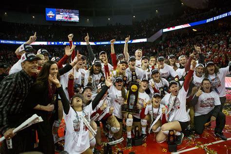 husker volleyball thrives    nus top programs
