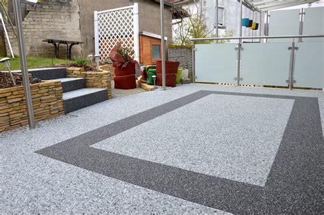bodenbelag terrasse günstig steinteppich f 252 r ihre terrasse fugenlos frostsicher und leicht zu reinigen naturstein