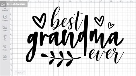 Some of these sites do require a password to access the files, so you'll need to subscribe to their mailing lists. Best Grandma Ever Svg Free Cutting Files for Cricut ...