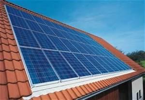 Panneaux Photovoltaiques Prix : les toitures quip es de panneaux photovolta ques devis ~ Premium-room.com Idées de Décoration