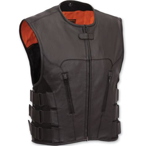 motorcycle jacket vest image gallery leather vest