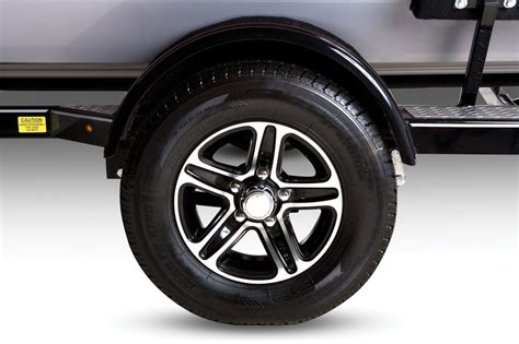 Aluminum Boat Trailer Wheels And Tires by 2016 Eagle Talon 17 Pfx G3 Boats