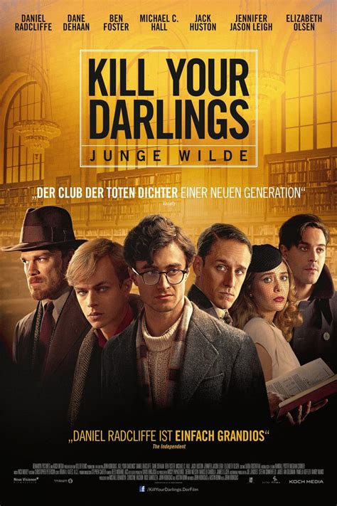 Kill Your Darlings - Movie info and showtimes in Trinidad and Tobago - ID 413