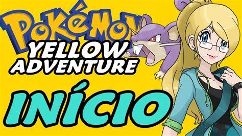 Pokemon Yellow Rom Pok 233 Mon Adventures Yellow Chapter Hack Rom O In 237 Cio