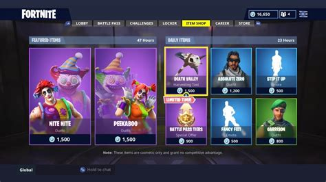 fortnite item shop today clown skins daily item shop today fortnite battle