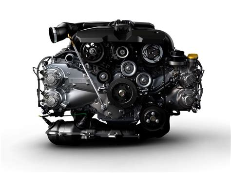 10 Cars With Boxer Engines
