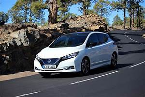 Nissan Leaf Occasion : nouvelle nissan leaf autonomie commercialisation prix batterie ~ Medecine-chirurgie-esthetiques.com Avis de Voitures